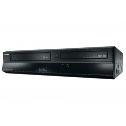 DVR20KB - 2-in-1 DVD & VCR recorder