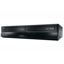 RDXV60KB - 3-in-1 HDD, DVD and VCR recorder