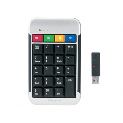 Wireless Stow-N-Go keypad